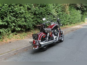 2002 Indian Tribute Kawasaki Drifter For Sale (picture 6 of 12)