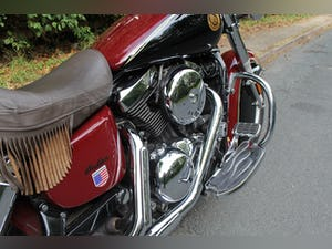 2002 Indian Tribute Kawasaki Drifter For Sale (picture 8 of 12)