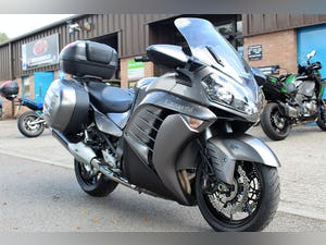 2016 16 Kawasaki 14000GTR ABS GT** Grey** For Sale (picture 2 of 12)