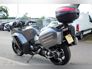 2016 16 Kawasaki 14000GTR ABS GT** Grey** For Sale (picture 5 of 12)