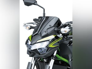 New 2022 Kawasaki Z650 ABS **Black** For Sale (picture 4 of 12)