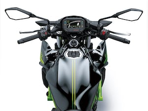 New 2022 Kawasaki Z650 ABS **Black** For Sale (picture 5 of 12)