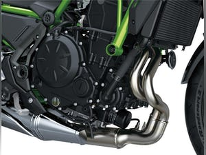 New 2022 Kawasaki Z650 ABS **Black** For Sale (picture 12 of 12)