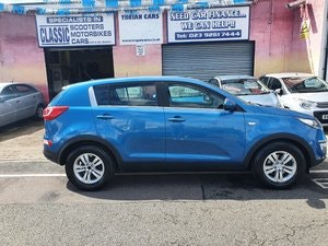 Picture of 2012 Kia Sportage ECO SOLD