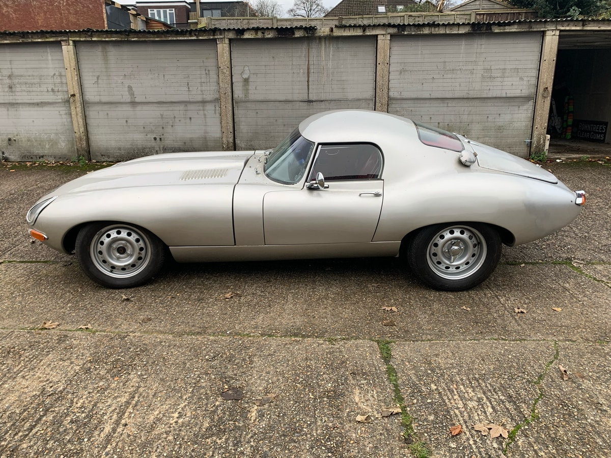 1976 Jaguar Etype low drag replica by Wildcat For Sale (picture 6 of 6)