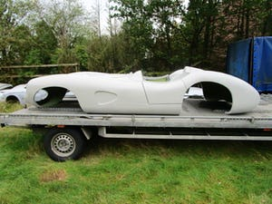 1957 DBR1 body For Sale (picture 4 of 6)