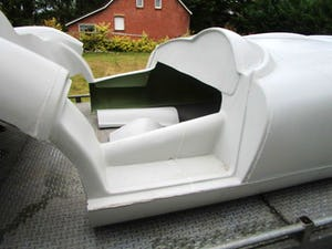 1957 DBR1 body For Sale (picture 6 of 6)