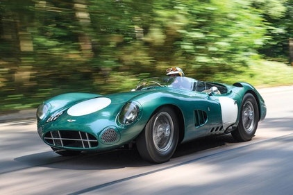 Picture of 1957 DBR1 body For Sale
