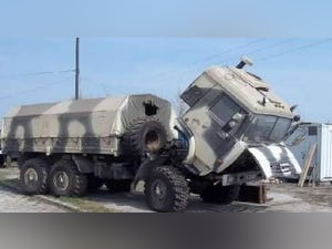 2002 Kamaz 6x6 For Sale (picture 1 of 1)
