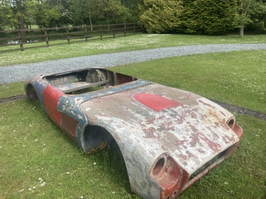 Picture of 1961 !961 One off Special Roadster Body. For Sale by Auction