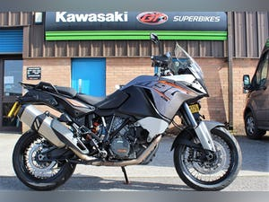 2016 16 KTM 1190 Adventure ABS **Grey / Orange** For Sale (picture 1 of 12)