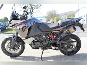 2016 16 KTM 1190 Adventure ABS **Grey / Orange** For Sale (picture 4 of 12)