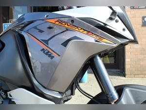 2016 16 KTM 1190 Adventure ABS **Grey / Orange** For Sale (picture 8 of 12)