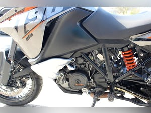 2016 16 KTM 1190 Adventure ABS **Grey / Orange** For Sale (picture 10 of 12)
