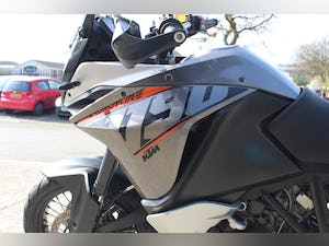 2016 16 KTM 1190 Adventure ABS **Grey / Orange** For Sale (picture 11 of 12)