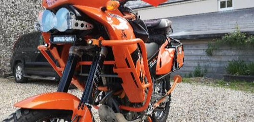 Picture of 2005 Motorcycles For Sale