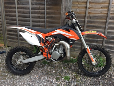 Picture of 2016 KTM 85SX Motocross motorcycle For Sale