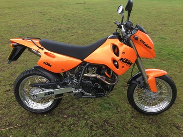 Picture of 1997 KTM Duke 620 4th Edition. For Sale