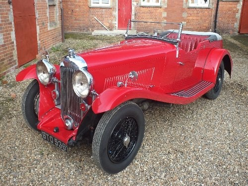 1935 A  3.5 litre Lagonda with a superb history For Sale (picture 2 of 6)