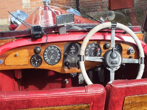 1935 A  3.5 litre Lagonda with a superb history For Sale (picture 4 of 6)
