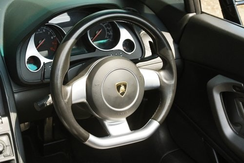 2007 LAMBORGHINI GALLARDO **V10 SPYDER** For Sale (picture 4 of 6)