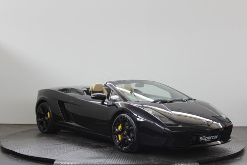 2006 Lamborghini Gallardo Spyder - 22K Miles - New Clutch  For Sale (picture 2 of 6)