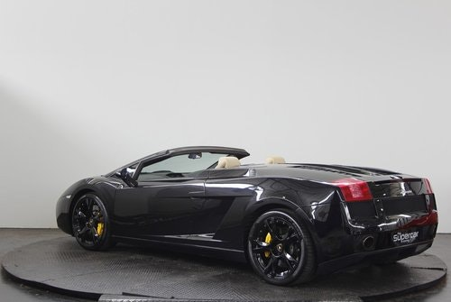 2006 Lamborghini Gallardo Spyder - 22K Miles - New Clutch  For Sale (picture 4 of 6)