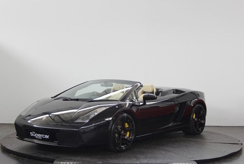 2006 Lamborghini Gallardo Spyder - 22K Miles - New Clutch  For Sale (picture 5 of 6)