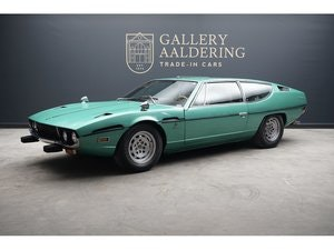 Picture of 1973 Lamborghini Espada series 3 matching numbers and colours For Sale