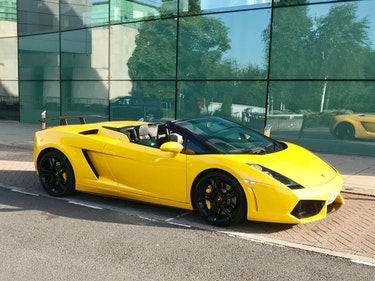 Picture of 2007 Lamborghini Gallardo Spyder Manual 5.0 V10 For Sale