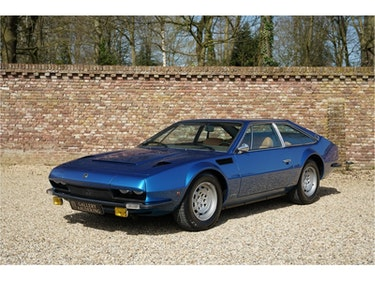 Picture of 1973 Lamborghini Jarama 4.0 S GT 2+2 Only 152 made! For Sale