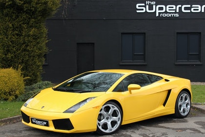 Picture of 2004 Lamborghini Gallardo - 28K Miles - E-Gear - Giallo Halys For Sale