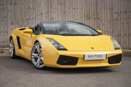 Picture of 2006 Lamborghini Gallardo LP560-4 V10 Spyder For Sale