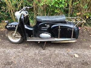1958 British German or Italian Scooter Wanted. For Sale (picture 1 of 1)