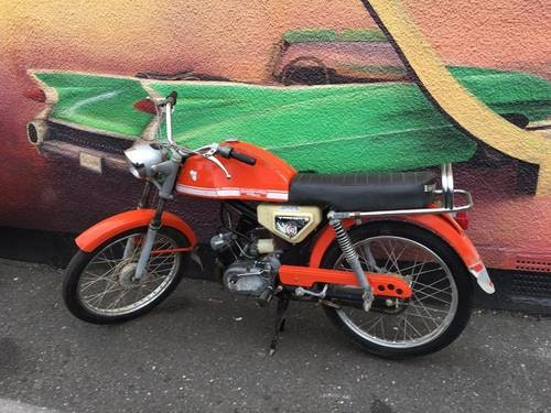Lambretta Serveta 1973 moped, runs, NOVA For Sale (picture 1 of 6)