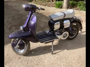 1978 SIL Lambretta GP TS1 225 For Sale by Auction (picture 2 of 9)