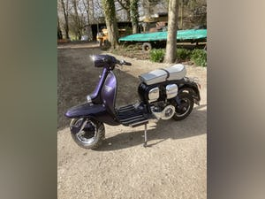 1978 SIL Lambretta GP TS1 225 For Sale by Auction (picture 5 of 9)