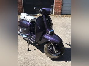 1978 SIL Lambretta GP TS1 225 For Sale by Auction (picture 7 of 9)