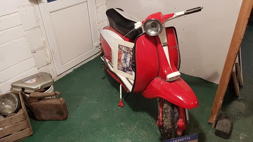 Picture of 1963 Lambretta TV175 series 3 38000 miles £6995 om the road For Sale
