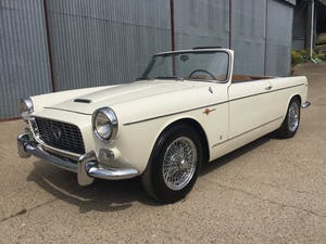 Stunning 1960 Lancia Appia Cabriolet by Vignale For Sale (picture 1 of 12)