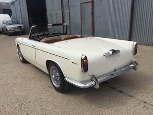 Stunning 1960 Lancia Appia Cabriolet by Vignale For Sale (picture 3 of 12)