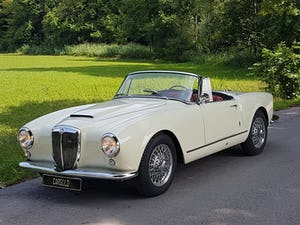 1957 Lancia Aurelia B24 S Convertibile, matching numbers/colours For Sale (picture 1 of 6)