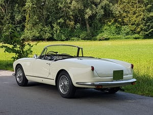 1957 Lancia Aurelia B24 S Convertibile, matching numbers/colours For Sale (picture 2 of 6)
