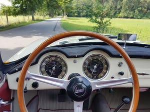 1957 Lancia Aurelia B24 S Convertibile, matching numbers/colours For Sale (picture 5 of 6)