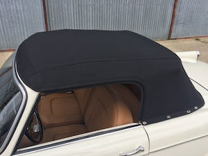 Stunning 1960 Lancia Appia Cabriolet by Vignale For Sale (picture 8 of 12)