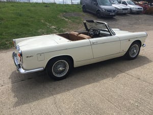 Stunning 1960 Lancia Appia Cabriolet by Vignale For Sale (picture 11 of 12)