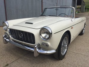 Stunning 1960 Lancia Appia Cabriolet by Vignale For Sale (picture 12 of 12)