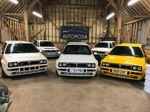 1994 Lancia Delta Integrale All models Wanted (picture 1 of 8)