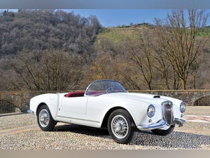 1958 WANTED WANTED LANCIA AURELIA B24S SPIDER ONLY lhd For Sale (picture 19 of 49)