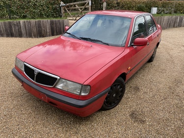 Picture of 1994 Lancia dedra 1.9 red not delta Alfa import For Sale